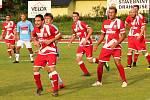 Fotbalisté FC Vsetín. Ilustrační foto