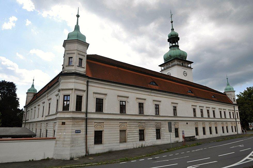 Vsetín - zámek Vsetín