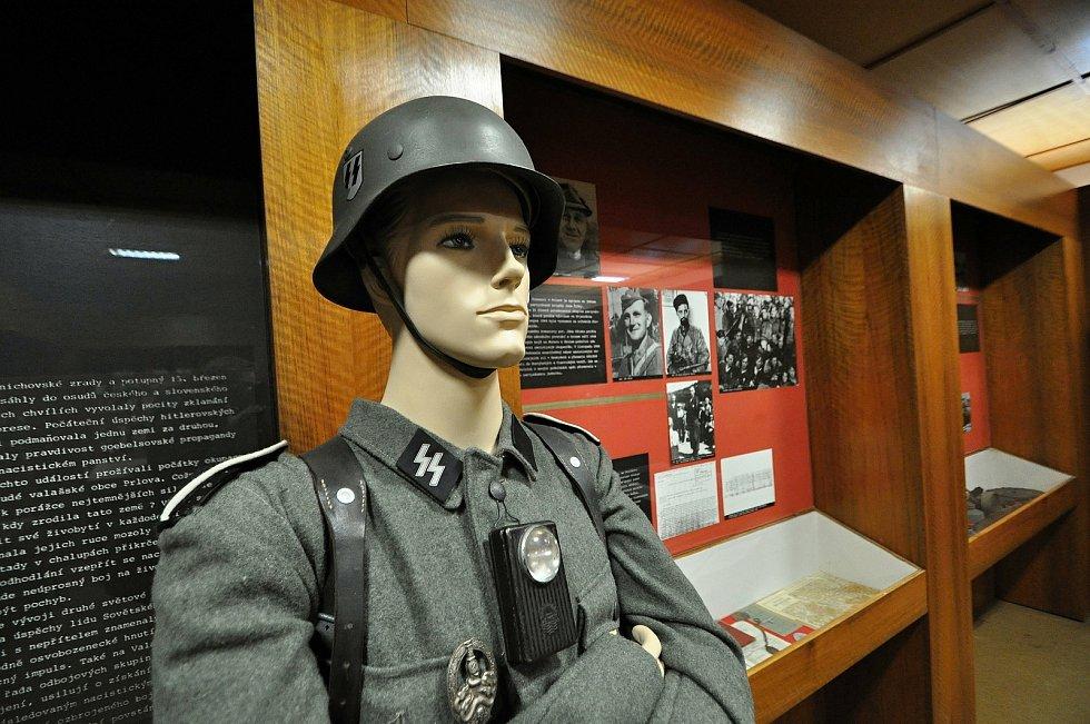 Pietní síň v kulturním domě v Prlově připomínající zdejší partyzánský odboj a Prlovskou tragédii na konci II. světové války.