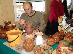 V Meziříčí se konal řemeslný trh.