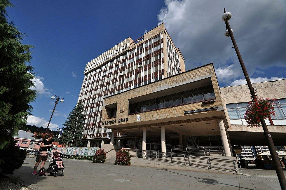 Vsetín - městský úřad