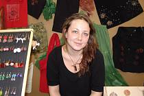Výrobkyně šperků Eva Kudeljnjaková