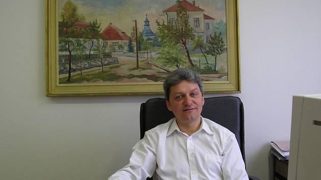 Starosta Police Karel Hlavica.