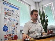 Místostarosta Vsetína a poslanec Parlamentu ČR Petr Kořenek odpovídá v ON-LINE rozhovoru.