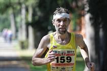 Již po sedmé v řadě se běžel uplynulou sobotu závod s odkazem na slavného atleta Emila Zátopka.