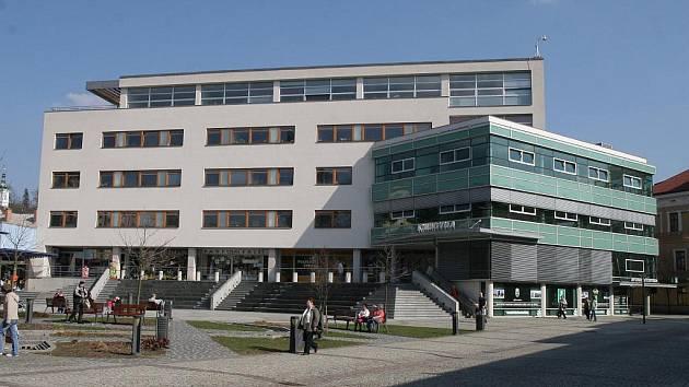 Masarykova knihovna ve Vsetíně