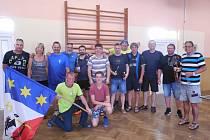 Stolní tenisté Rokytnice nad Vláří na setkání Rokytnic České republiky 2019