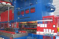 Společnost Kemmerich spustila v Leskovci na Vsetínsku zkušební provoz. Tento výrobce plechových lisovaných dílů do aut zaměstná během tří let na 170 lidí.