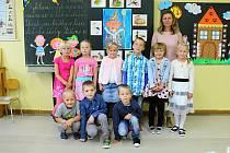ZŠ Leskovec – třídní učitelka: Pavlína Slezáková