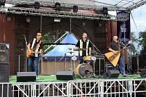 Festival Valašský špalíček ve Valašském Meziříčí; sobota 23. června 2018
