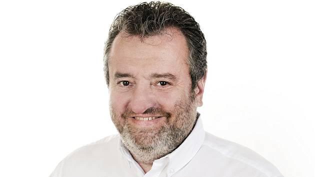 Starosta Valašského Meziříčí a lídr hnutí ANO 2011 pro komunální volby Robert Stržínek.