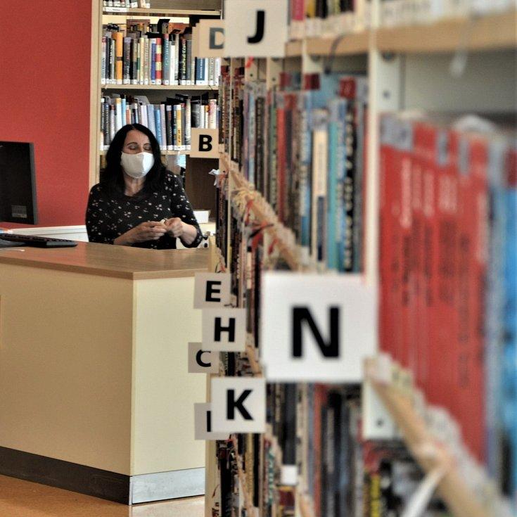 Knihovny v době covidové