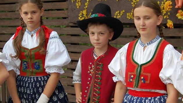 Jubilejní dvacátý ročník Mezinárodních dětských folklorních dní