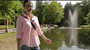 Záběr z nového propagačního videa, kterým město láká turisty před novou letní sezonou 2017.