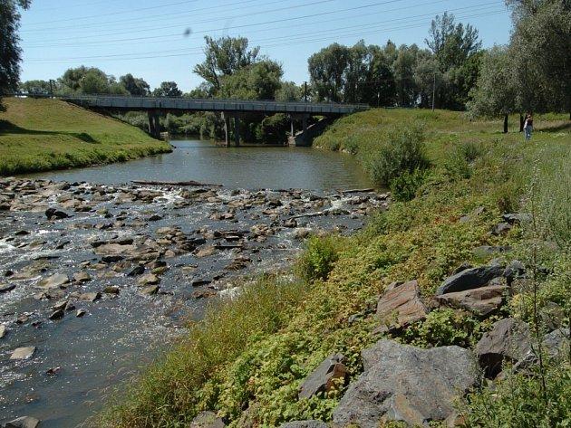 Dlouhotrvajíci sucha vysušila vodní toky
