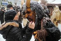Valašský mikulášský jarmek 2019 ve Valašských Kloboukách