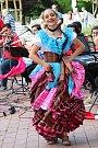 Na osmačtyřicátý ročník Liptálských slavností dorazil i soubor Remembranzas Costarricenses z Kostariky. V pořadu s názvem Folklorní odpoledne s hosty vystoupil ve čtvrtek 24.8.2017 v Panské zahradě ve Vsetíně.