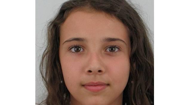Ztratila se patnáctiletá Kristýna Zezulková. Viděli jste ji?