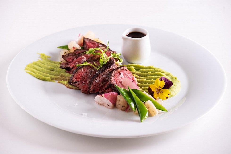 Stařené maso - Maurerův stůl