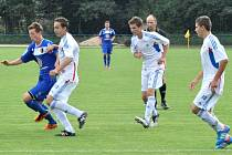 Zlaté body vybojovali starší dorostenci brodského Slovanu  proti Vyškovu až v závěru utkání a udělali první důležitý krok k záchraně.