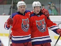 Havlíčkobrodští hokejisté se těsně před startem nové druholigové sezony vydají na minisoustředění do Holandska a Belgie k dvojzápasu s Tilburgem. Ilustrační foto.