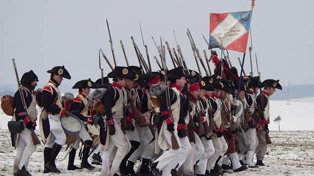 Příznivci vojenské historie a napoleonských válek si od 6. do 8. listopadu přijdou na své.