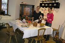 Muzeum Vysočiny v Havlíčkově Brodě otevřelo výstavu názvem Staročeské Vánoce a zimní práce.