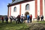 Komentovaná prohlídka kostelíka