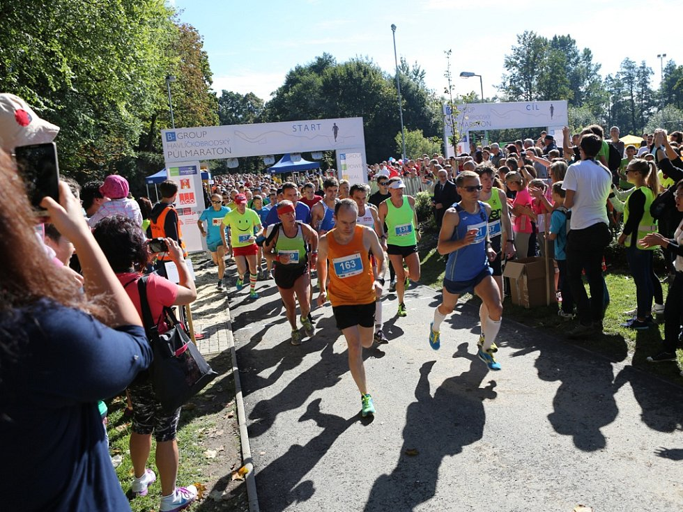 Velmi oblíbeným se nejen mezi zaměstnanci stává B:GROUP Havlíčkobrodský půlmaraton. Letos se konal druhý ročník a zúčastnilo se ho téměř pět set běžců.