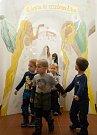 Peklo v galerii v Havlíčkově Brodě.