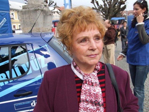Daniela Geherová, 63 let, Ledeč nad Sázavou