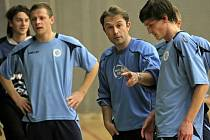 Pátý gól byl podle trenéra Bocy rozhodujícícm momentem v utkání s Českou Lípou.
