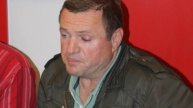 Evžen Vopelka.