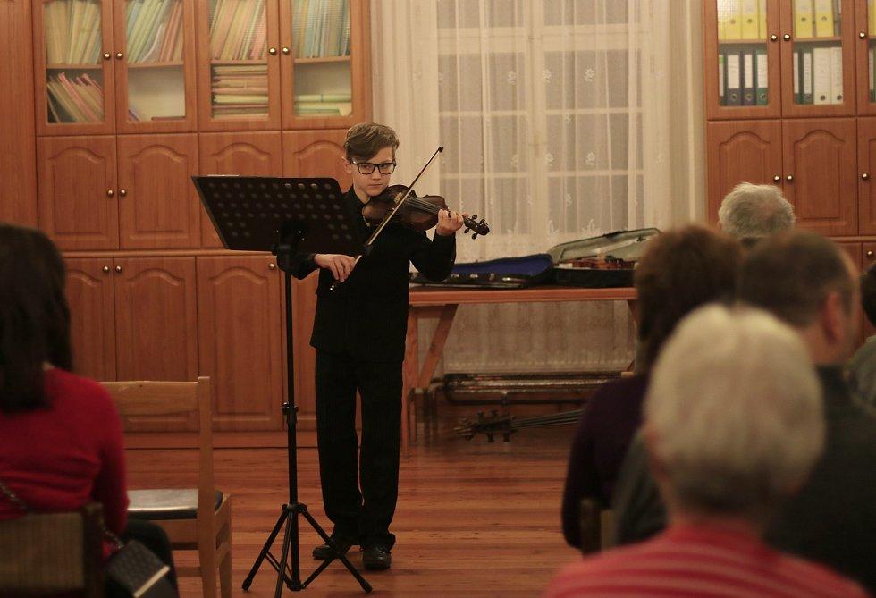 Tříkrálový koncert v Přibyslavi.