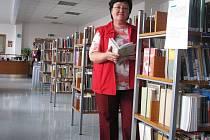 Žena, která se zasloužila o prestiž knihovny na Obchodní akademii a Hotelové škole v Havlíčkově Brodě, Eva Forgáčová, je na titul Knihovna Vysočiny náležitě pyšná. Škola ji získala jako jediná  v celém kraji.