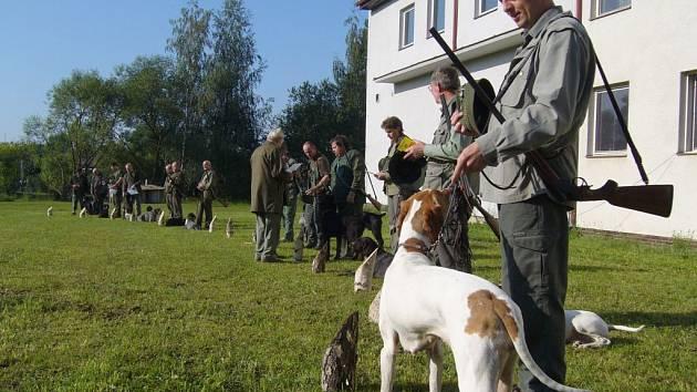 Soutěž psů malých plemen o Havlíčkobrodský pohár.