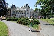 Exit games. Uniknout ze zamčené místnosti za jednu hodinu mohou zkusit děti i celé rodiny na zámku ve Světlé nad Sázavou.