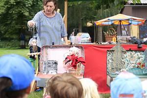 Dětský festival Svět hraček a tvoření na zámku ve Světlé nad Sázavou
