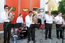 Pouť v Golčově Jeníkově přinesla hodně muziky.