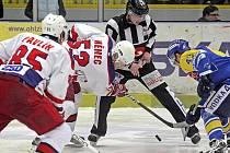Loňský úspěch chtějí podle slov generálního manažera Augustina Žáka zopakovat hokejisté HC Rebel Havlíčkův Brod, kteří se probojovali do semifinále play off I. ligy.