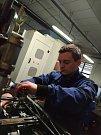 Vybraní žáci VOŠ, OA A SOUT si vyzkoušeli práci v italských strojírenských firmách.