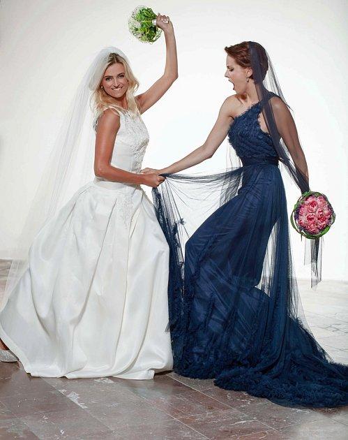 Ivana Jirešová a Gabriela Kratochvílová jsou patronkami soutěže Souboj nevěst.