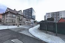 Bývalý finanční úřad v Havlíčkově Brodě.
