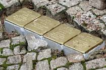Kameny zmizelých se nacházejí na Vysočině jenom ve dvou městech, a sice  v Havlíčkově Brodě a Třebíči.