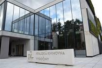 Novou budovu krajské knihovny čeká brzy kolaudace.