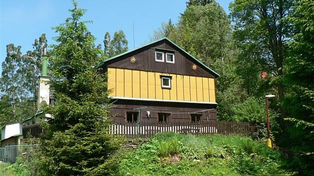 Chata Doubravanka, Zdobnice Orlické Hory
