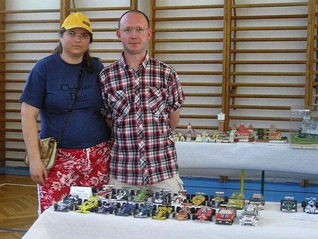 Podle Lenky Chabadové z Bánské Bystrice není nic lepšího, než když dva lidi pojí dohromady společné zájmy a koníčky.