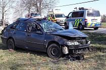 Nehoda u Hesova.