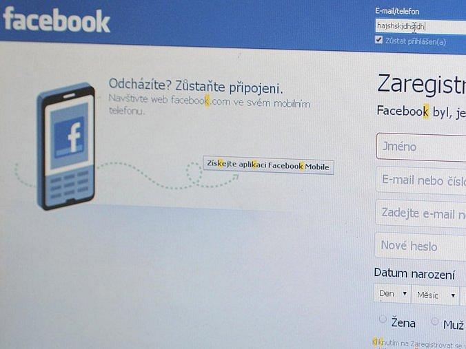 Vydírání třináctiletého školáka začalo falešným profilem na sociální síti.