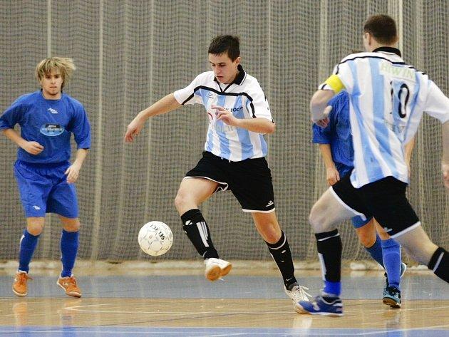 Drama dopustili futsalisté Bocy za stavu 1:4 v zápase s Brandýsem. Nakonec se radovali ze tří bodů.